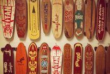 Skates & longboards