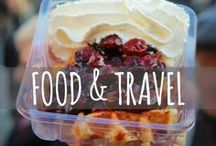Foodie Travel / What to eat when you're travelling. The best restaurant guides, foodie trip itineraries, and street food by destination! Foodie travel, what and where to eat as you travel, dishes you must try, destinations for foodie vacations and more.