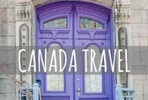 Canada Travel / Wanderlust inspiration, travel guides, road trips, and itineraries for all parts of Canada! Montreal, Quebec, Banff, Jasper, Alberta, Toronto, and more ..