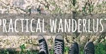 Practical Wanderlust Travel Blog / The best posts from our travel blog, Practical Wanderlust! Travel tips, itineraries, travel guides, and travel advice for couple's travel, backpacking, budget travel, and more.