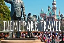 Theme Park Travel / Travel to amusement parks and theme parks! Your guide to thrill rides, fair and festival foods, and more! Includes parks all over the world, from Disney to Harry Potter to Universal Studios and everywhere in between.