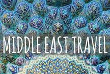 Middle East Travel / Travel tips, travel itineraries, and wanderlust inspiration for travel to Turkey, Jordan, Israel, Dubai, Saudi Arabia, Iran, Uzbekistan, Petra, and more destinations in the Middle East!