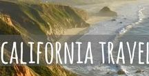 California Travel / California is our home and we might be a little biased, but we think it's the best place to travel to in the United States. Posting wanderlust inspiration, travel guides, road trip itineraries, and more for California. Yosemite, Big Sur, Monterey, San Francisco, San Diego, Los Angeles, Lake Tahoe, Santa Monica, and more.