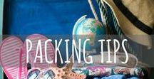 Travel Packing Tips / Ready for your next vacation, but trying to fit too much into your carry-on? Clueless about how many warm layers or short dresses to bring on your next trip? Practical travel packing tips to help you figure out what to take, what to leave behind, and what to keep on you at all times!