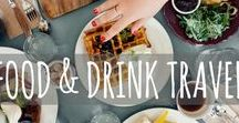 Food & Drink Travel / The board for people who travel to eat & drink! Whether it's foodie travel, booze travel, or coffee travel, we're lovers of all things delicious and wanderlust-inspired. Food guides, what & where to eat in vacation destinations, booze itineraries, wine tasting, distillery tours, craft beer flights, cocktails and bars while traveling, and coffee shops all over the world. Group Board: 3 pins MAX per day, Vertical only, re-pin often, obviously only post about food, drinks, and travel.