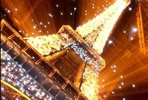 """France  / """"That Paris exists and anyone could choose to live anywhere else in the world will always be a mystery to me."""" ~ Adriana in Midnight in Paris"""