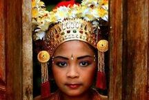 Life in Bali / People, Creatures, Life and Culture in Bali
