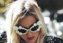 NYLON  Magazine / NYLON Magazine Mercura NYC blog contains sunglasses made with permanent jewelers materials never duplicated by others