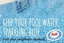 HTH® Products / Our pool care products and accessories will keep your pool its splashiest blue. Check back often for exclusive product offers.