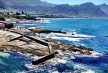 Hermanus - heaven on earth / None of these images do justice to Hermanus. Famous for its champagne air, long stretches of beach, mild climate, rich floral kingdom and friendly environment, this quaint seaside village is nestled between the mountains and the sea. It is pure magic.