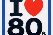 Remembering the 80's / My Memory of things from the 80s. Some things my younger sisters had! / by Jody Marx-Prunier