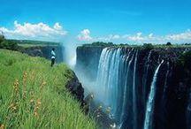 Southern African countries / ☼ Lesotho, Namibia, Botswana, Zimbabwe, Mozambique, Angola, Zambia, Malawi, Tanzania, Kenya, Madagascar, Mauritius, Zanzibar ☼