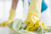 Cleaning / Cleaning tips, methods and products / by Paige M. Hunter