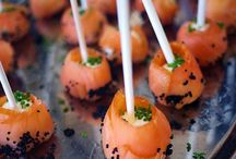 Amuse Bouche / A little something to tittillate the tastebuds ...