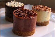 Cheesecake Heaven / Decadent, Divine, Delicious, Delightful, Delectable ... hmmm