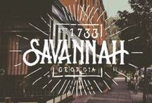 Streets of Savannah / We have a beautiful city. Come explore with us!