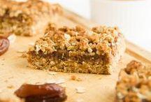 Granola Bars, etc. - Μπάρες Δημητριακών / Συνταγές για Μπάρες Δημητριακών Healthy Granola Bars Recipes