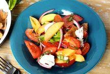 Summer Food Fun! / Healthy summer food...perfect recipes for BBQs, picnics, birthdays, graduations, etc!