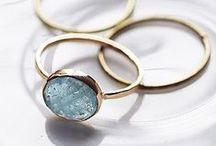 Jewellery | Jewel / Rings, bracelets, necklaces, earings and more — Bagues, bracelets, colliers, boucles d'oreille et plus
