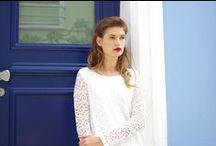 Mouvance | FW16 / Dresses, Tops, Coats, Jackets & News — Robes, T-shirts, Manteaux, Blousons & Nouveautés