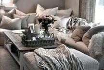Home Decor & Design Inspiration / Interior Design, Home Decor, Inspiration for the Home