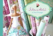 Tilda / Paterns, ideas and cute stuff from Tilda