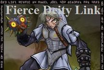 Fierce Deity Link / Invite people if you want