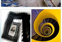 Spiral StairCases / Curvey / by Amazing Is My God