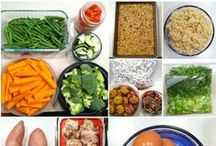 Food Prep / Tips and tricks in the ktichen to make healthy eating easier!