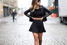 Black inspiration / Black,cool,sexy