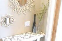 Lakás dekorációk, ötletek / Az otthon, lakás szépítése, dekorálása, praktikus ötletek a lakások díszítésére