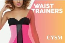 CYSM • Waist Trainers / Do you want to have a smaller #waistline like #KimKardashian?? Our #waistrainers will give you the #hourglass figure that you always wanted!