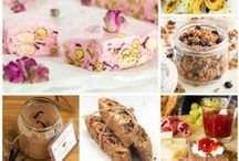 Edible Gifts - Βρώσιμα Δώρα / Συνταγές και συμβουλές για χειροποίητα βρώσιμα δώρα - Recipes and tips for homemade edible gifts