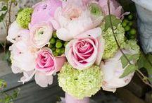 Kolor przewodni - róż z innymi kolorami