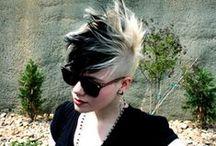 Short&pixie haircuts