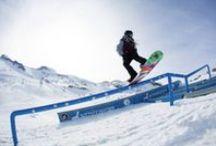 Snow ❅ Snowboarding / My new addiction