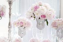 Kolor przewodni - szary i róż