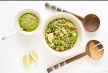 All things Quinoa / Healthy quinoa recipes - Υγιεινές συνταγές με Κινόα