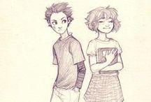 Шарлотта и Тома