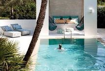 Swimming Pools / Take a break and relax