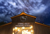 Barn / This is where all the fun happens - crank up the band and start dancing / by Moose Creek Ranch