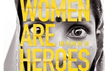 'Women are heroes' by J.R.