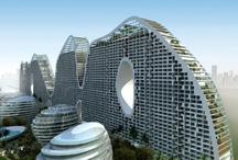 ♀ Sustainable ✚ Architecture / Sustainable Building, Green Architecture, Vertical Garden, Green Rooftop, etc.