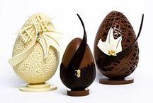 ( CHOCOLATE ) : COOKIES : CUPCAKES : SCULPTURES ) / Beautiful Chocolate : Cookies : Cupcakes : Sculptures / by Gillian Haberfield