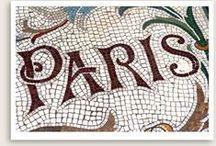 ! # ! ( PARIS : FRANCE ) / PARIS BEAUTIFUL / by Gillian Haberfield