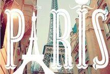Paris <3 / by Shathana Sam