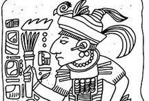 Mayan Art