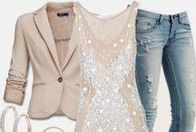 Outfit spijkerbroek