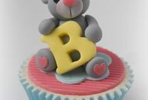 Christenings and Baby showers / CELEBRATING BABY! Why not mark that once in a lifetime occasion with a cake to remember? Designed to suit any theme to suit your baby's special arrival or naming ceremony, from beautifully bright and bold to gentle calm pastels, whatever suits your baby's day.   We create adorable cakes for both Baby showers and Christenings and any other celebration of new life.