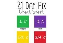 21 Day Fix ~ Beach Body / 21 Day Fix by Beach Body ~ Great ideas to keep me motivated!